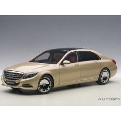 1:18 Mercedes-Maybach...