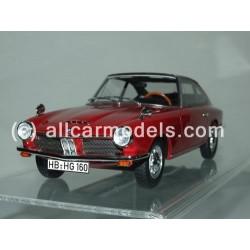 1:18 BMW 1600 GT 1968 (BOS...