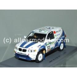 1:43 BMW X5 No. 221- Rally...