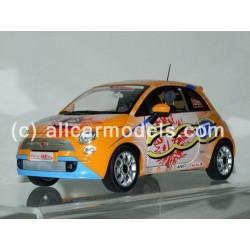1/18 Fiat 500 Wroom Version...