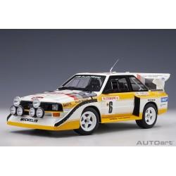 1:18 Audi Quattro S1 No.6...