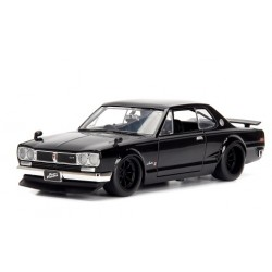 1:24 Brian's Nissan Skyline...