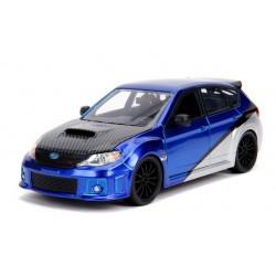 1:24 Brian's Subaru Impreza...