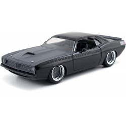 1:24 Letty's Plymouth...