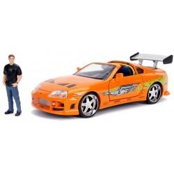 1:24 Brian Figure & Toyota...