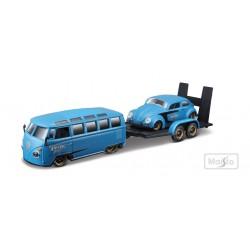 1:24 VW Van Samba / VW Beetle