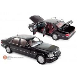 1:18 Mercedes Benz S600 1997