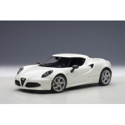 1:18 Alfa Romeo 4C