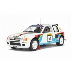 1:18 Peugeot 205 T16 1000...