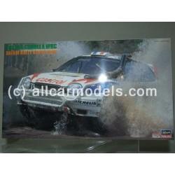1:24 Toyota Corolla WRC...