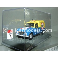 1:43 Renault 4 F6 DARTY...