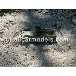 1:50 M3A1 Half Track (Corgi)