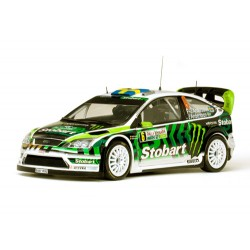 1/18  Ford Focus RS WRC 08...