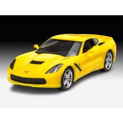 1:25 Corvette Stingray 2014