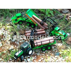 1:50 Forest set (tractor-...