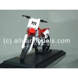 1:18 Honda CR250R- No.111...