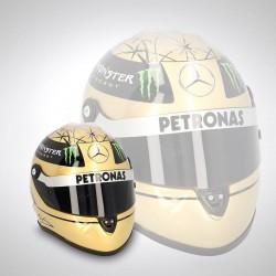 1:2 Michael Schumacher Gold...