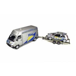 1/18 Renault Master Van...