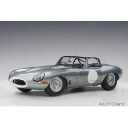 1/18 Jaguar Lightweight E-Type