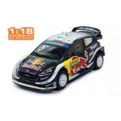 1/18 Ford Fiesta WRC Rally...