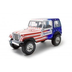 1/18 Jeep CJ-7 Remegade...