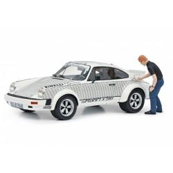 1/18 Porsche 911 Röhrl x911...
