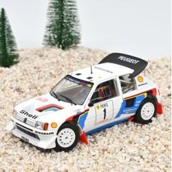 1/18 Peugeot 205 Rallye...