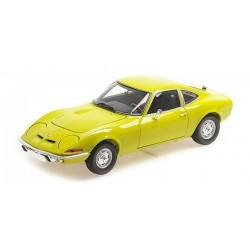 Minichamps 1/18 Opel GT 1970